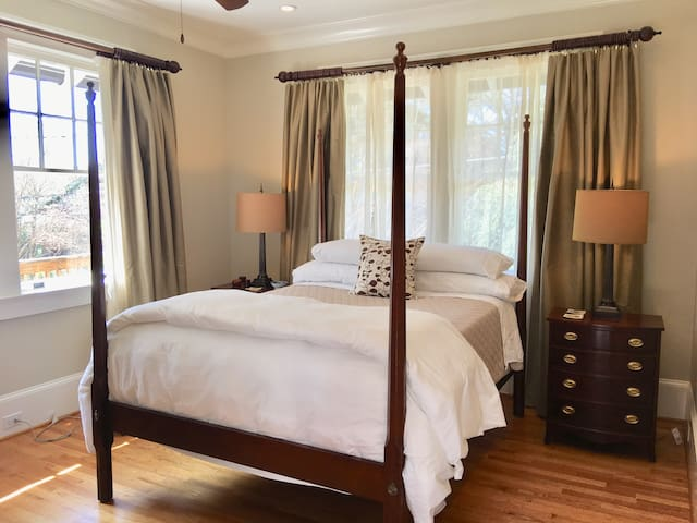 The Park House Suite - Private Entrance - Midtown