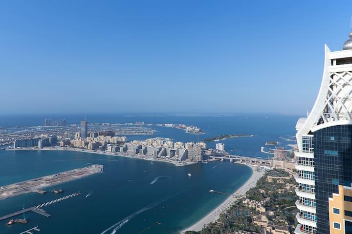 Dubai Marina Penthouse 90th Floor
