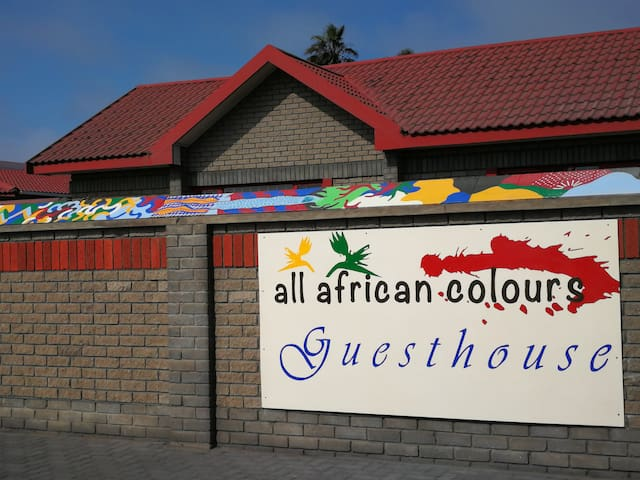 All African Colours Guest House