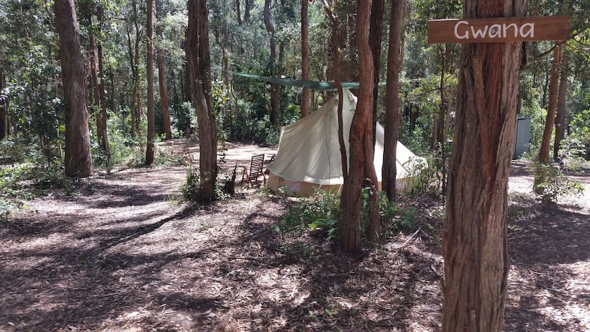 Glamping at Avoca Beach - Warrigal