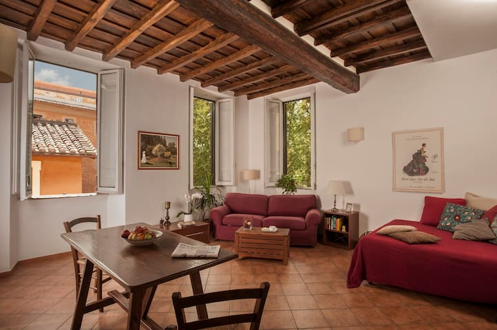 Cute apartment in the historical centre - Roma - Apartment