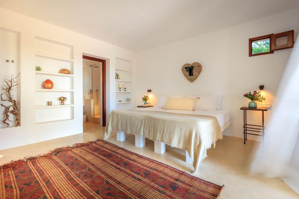 stanza indipendente in una villa di lusso ville in ForAggiunta Stanza Indipendente