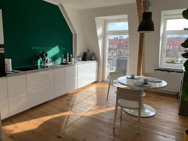 Gemütliche Wohnung in guter Lage in DD Striesen