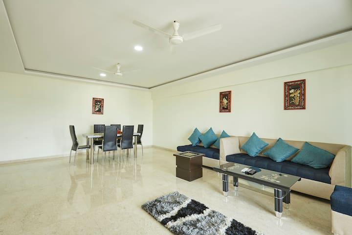 Super Duper Premium 4BHK Apt in  Hirananandani ...