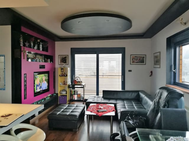 PentHouse VaiLou - Zagreb - Appartement