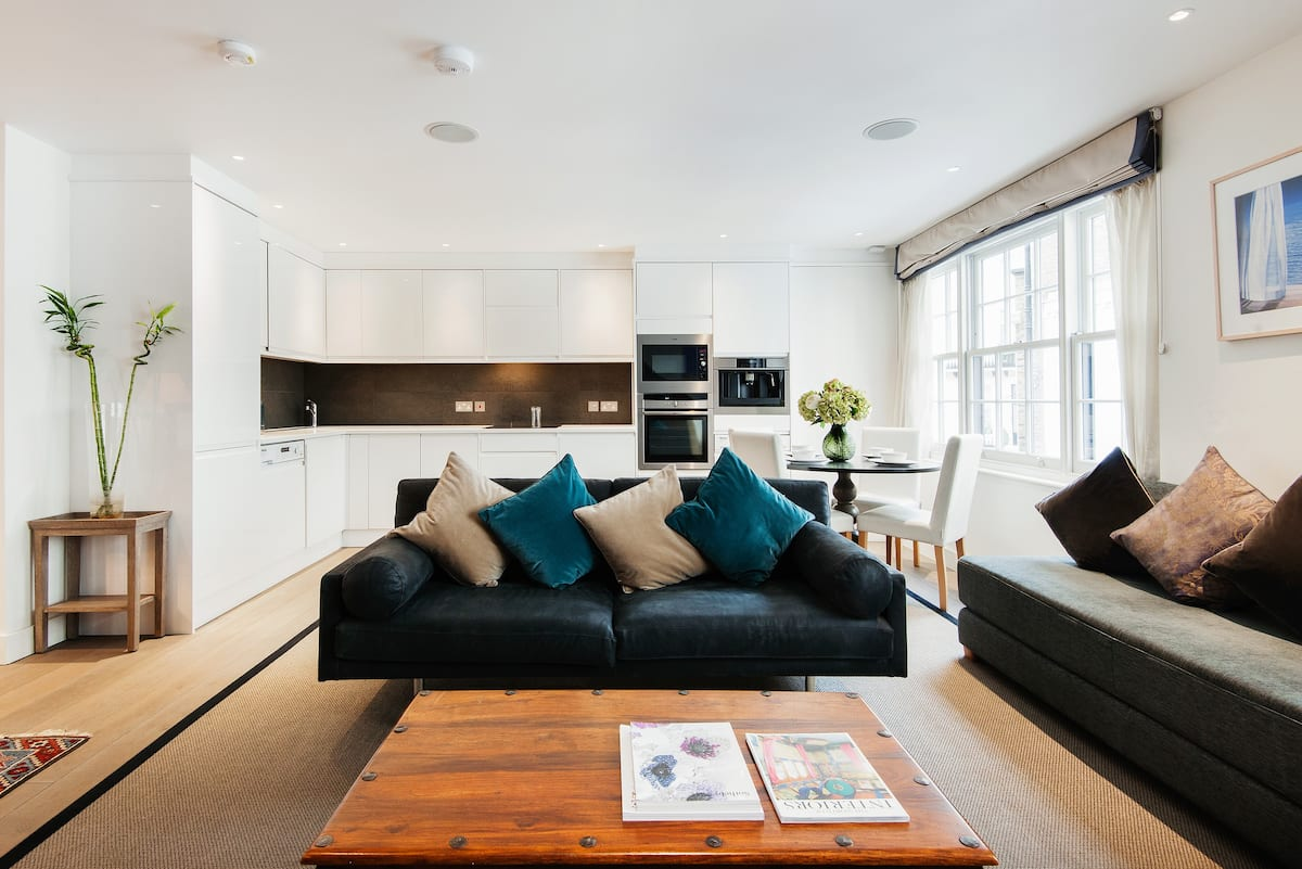 Wonderful Flat in a Private Mews in Fantastic Neighborhood