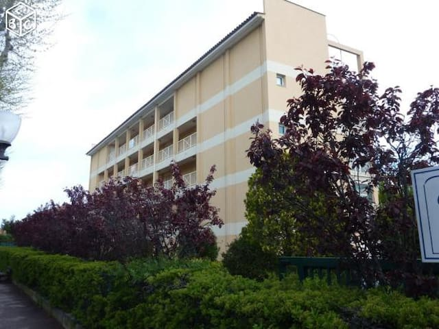 Studio Fréjus plage proche plage - Fréjus - Appartement en résidence