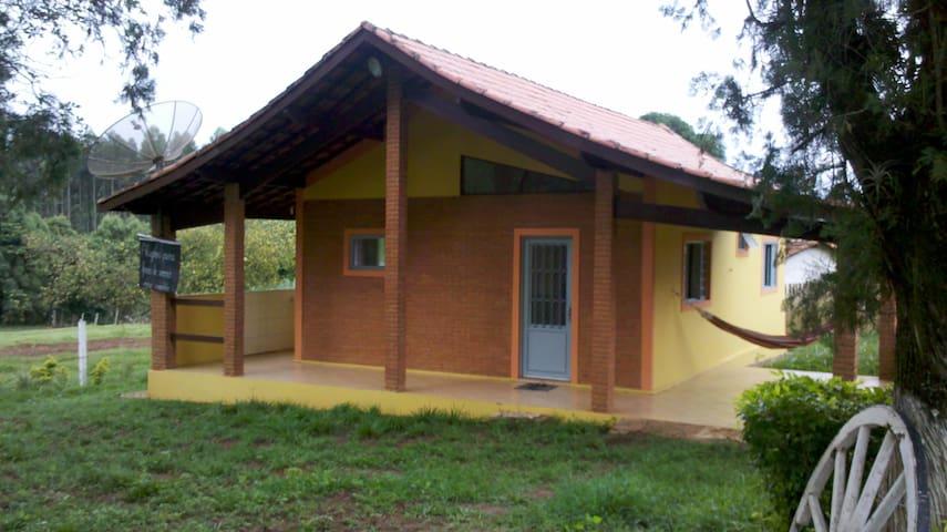 Casa no campo - Ginga da terra - Santa Cruz da Conceição - Maison