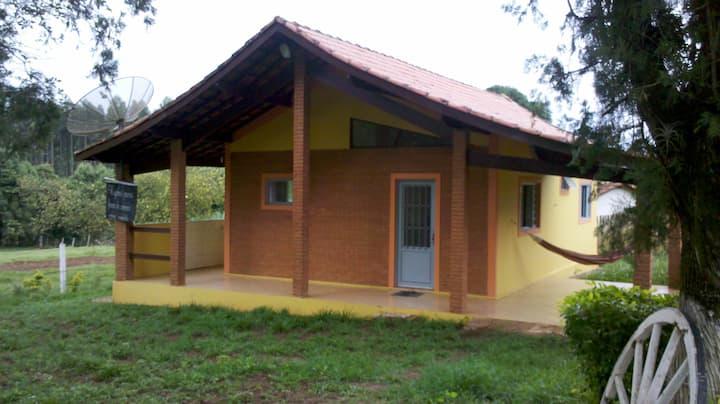 Casa no campo - Ginga da terra