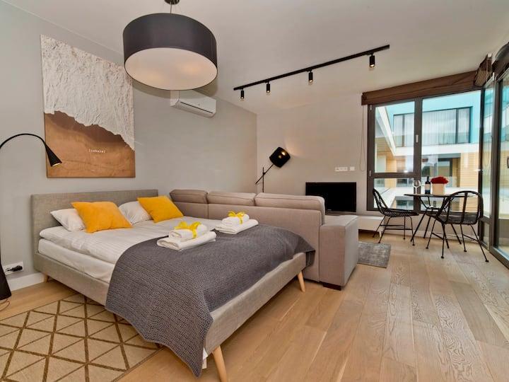 Seaview apartment/Widokowy z balkonem ZK 30