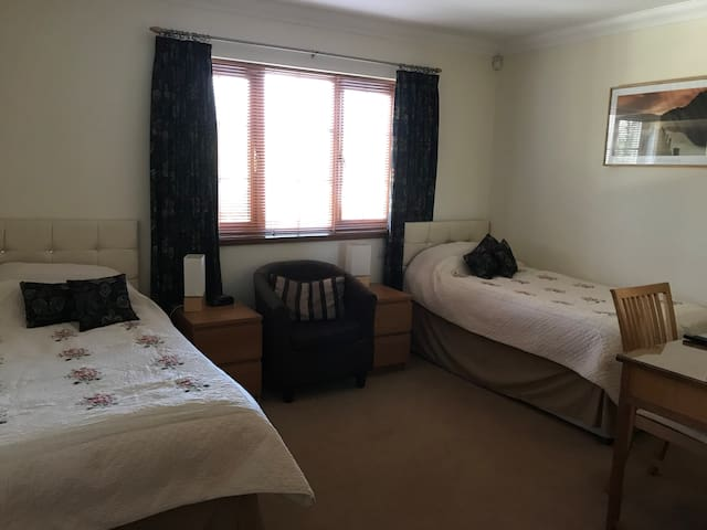 Twin Room Tir Celyn