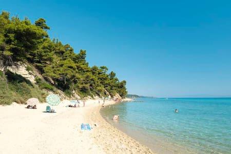 Three Storey Maisonette for relaxing Vacations - Kriopigi