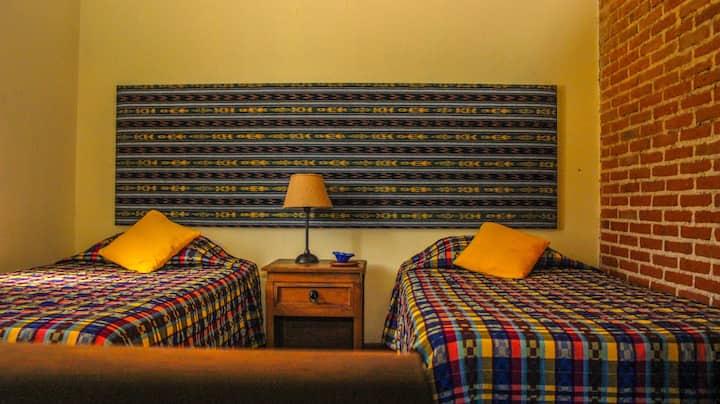 Hotel Las Marías - Comfortable Double Room #1