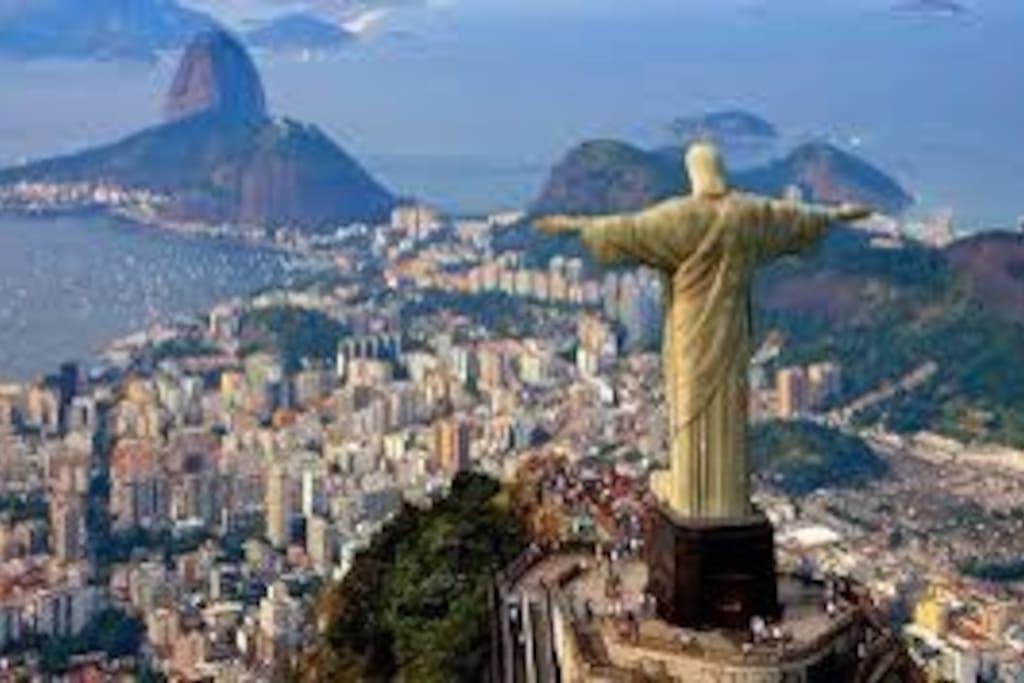 E o Rio de Janeiro continua lindo!!