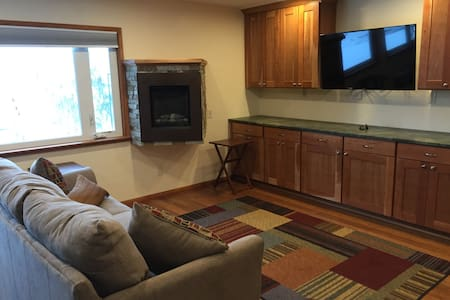 Red Salmon Bed and Breakfast - luxury apartment - Anchorage