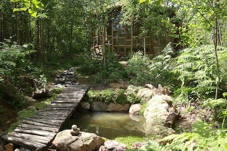 Bluesberry Woods Sculptured House