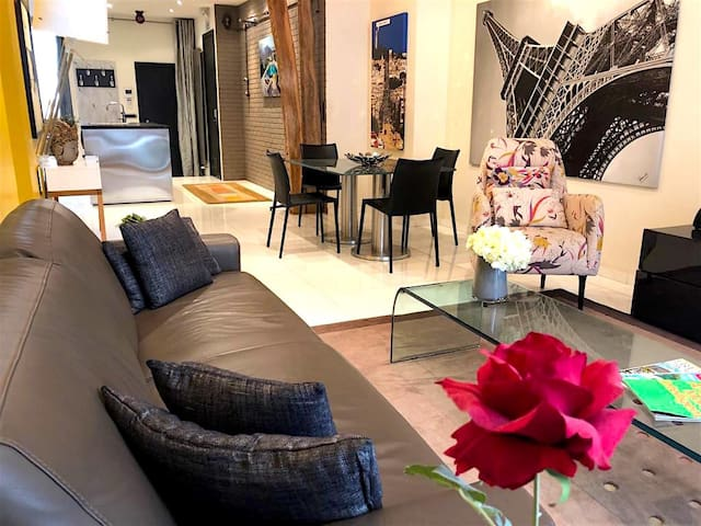 Saint Honore - Living-room