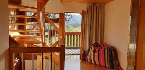 Gemütliches Haus zum Relaxen mit Family & Friends