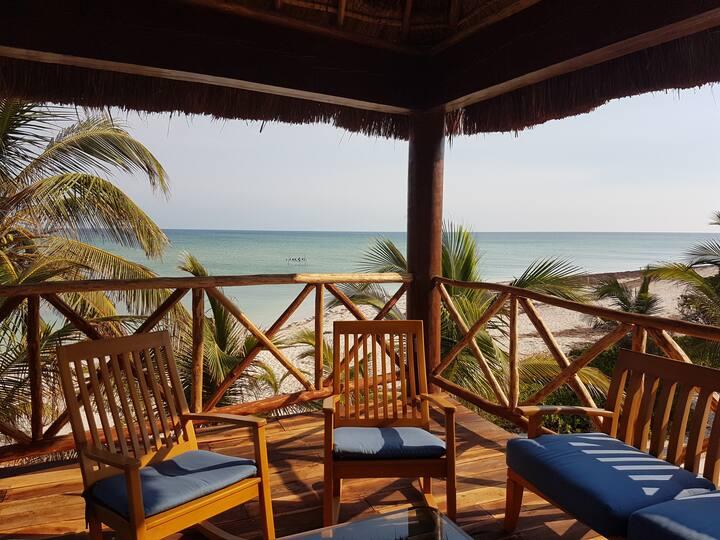Sunset Lounge Palapa