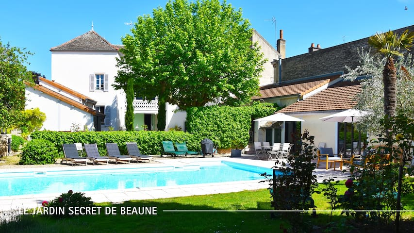 Le Jardin Secret De Beaune - Le Passage
