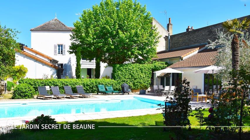 Le Jardin Secret De Beaune - Le Passage