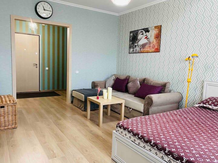 Apartment with JACCUZI in Baranovichi 2020