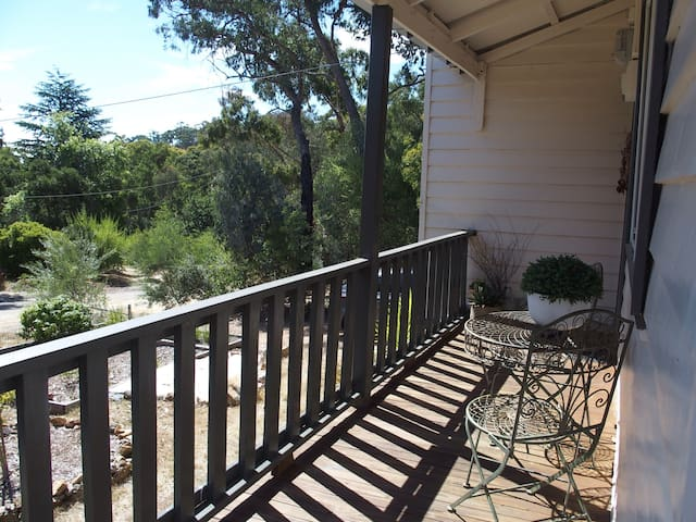 Spring Creek Cottage - Hepburn Springs - Casa