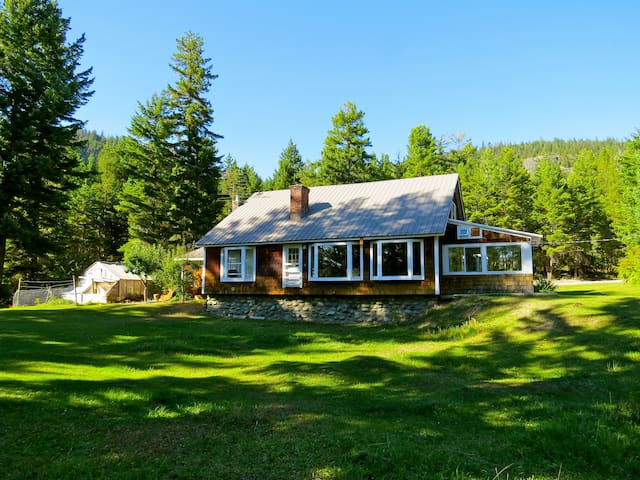 Prospector Cabin - Squamish-Lillooet A - Sommerhus/hytte
