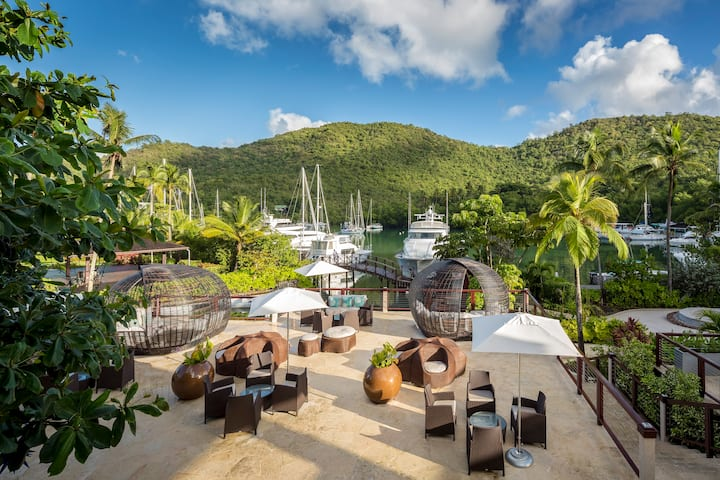 Marigot Bay Resort - All Inclusive Two Bedroom Resort View Suite