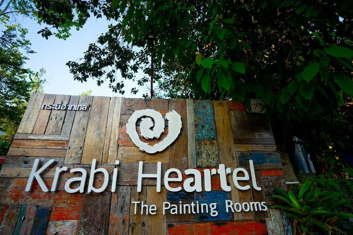 Krabi​ Heartel The Painting Rooms