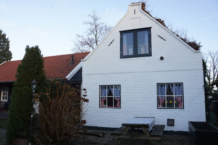 Typical Dutch Home - Loosdrecht - กระท่อม
