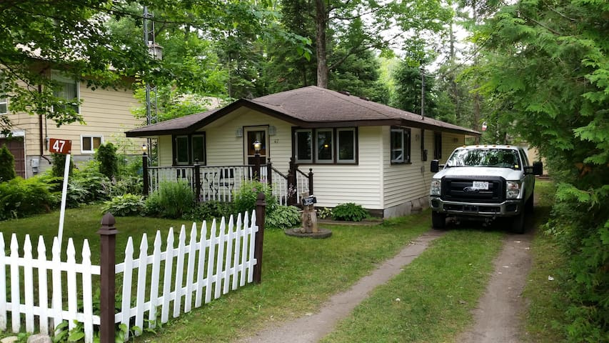 Woodland Beach - Lake Rental - Tiny - House