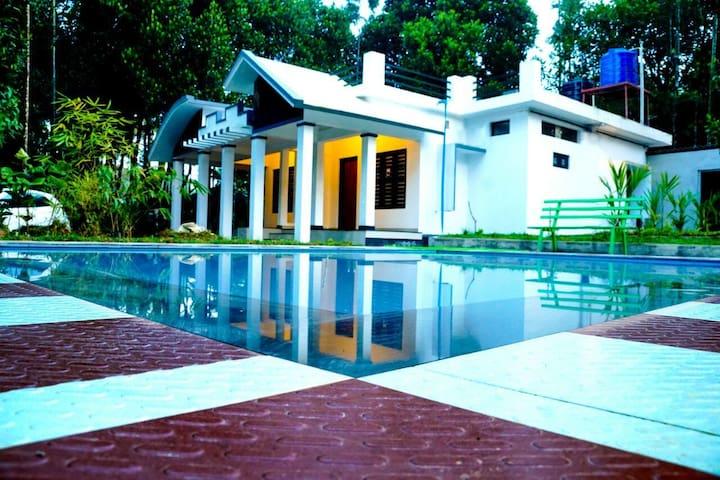 River side Villa wayanad