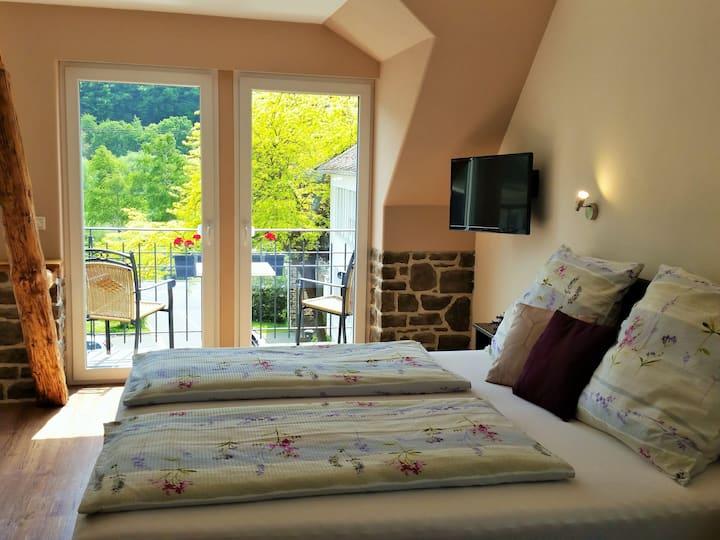 Komfort Dreibettzimmer im Landgasthof