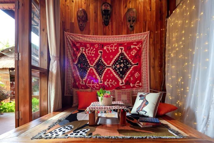 Cozy Home - Hanumia Phú Quốc Bohemian Villa
