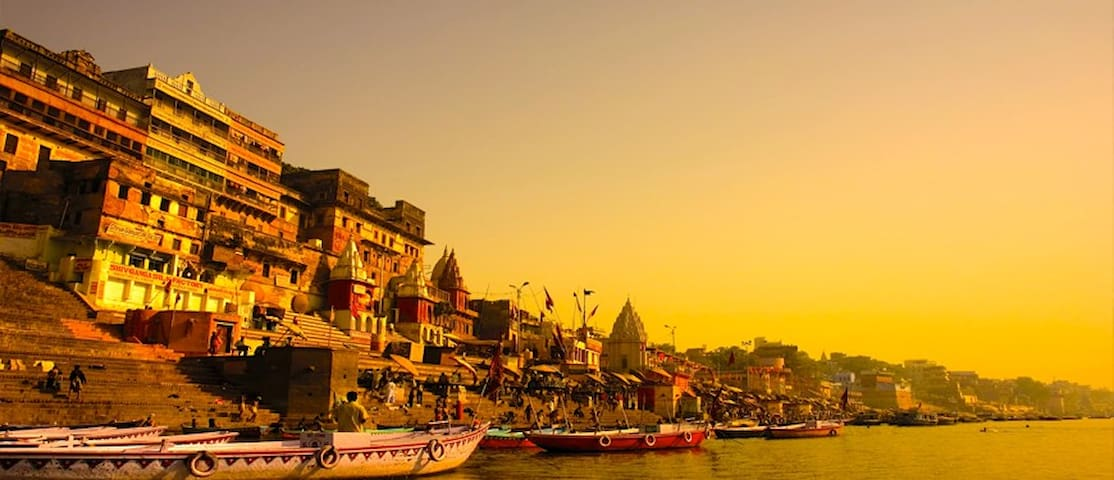 Nirvana By the Ganges (East Sons Tourism)