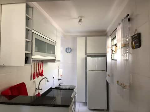 Lindo flat em Bertioga
