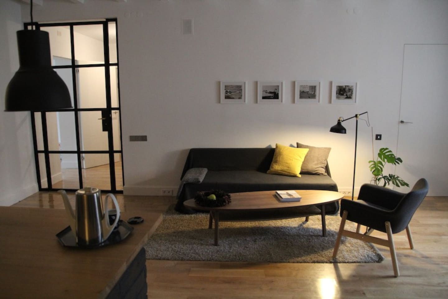 Large Apartment in City Center