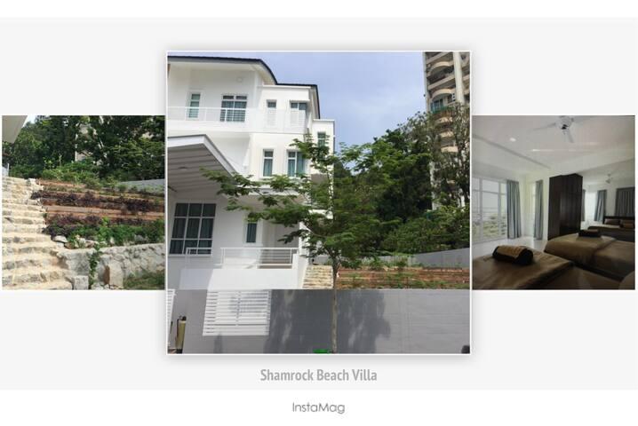 Batu Ferringhi Shamrock Seaview Villa - seaview - Tanjung Bungah