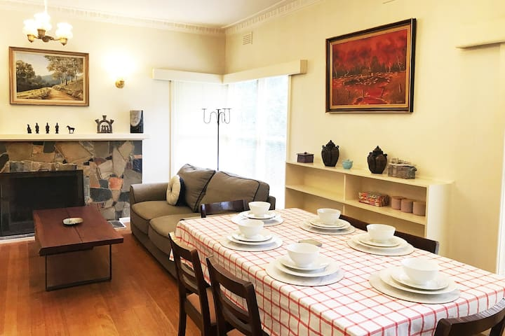 Cozy Beautiful Home in Malvern East