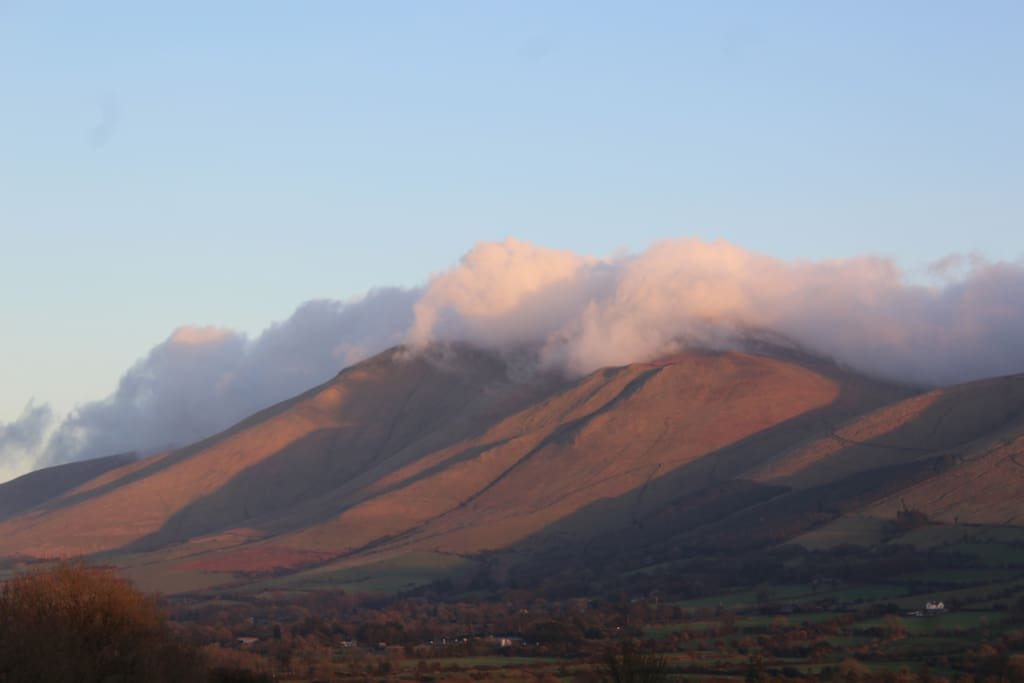 Galtee Mountains
