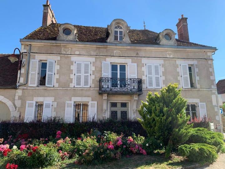 Maison bourgeoise du 19ème siècle