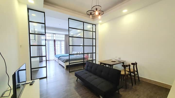 AN Apartment 1 - Lily1BR 2Queen beds for Group