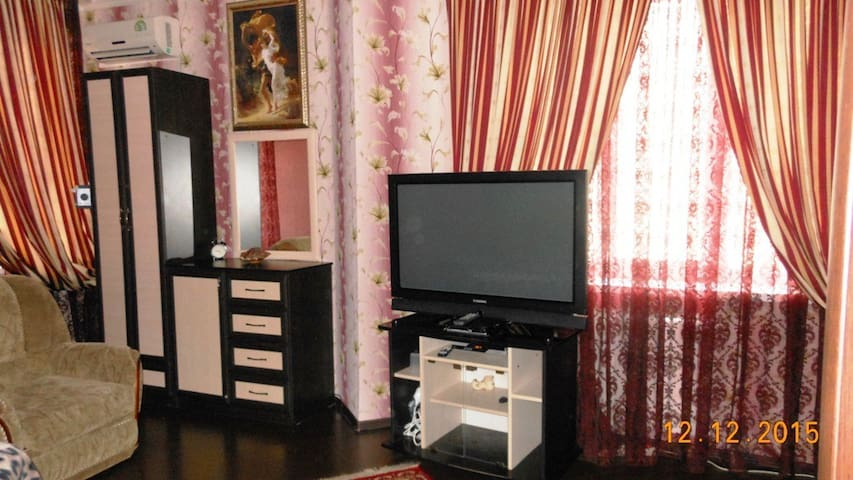 Современная квартира  4 звезды - Belorechensk