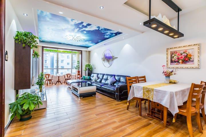 承德市避暑山庄脚下的别墅式住宅小区-避暑山庄B公寓