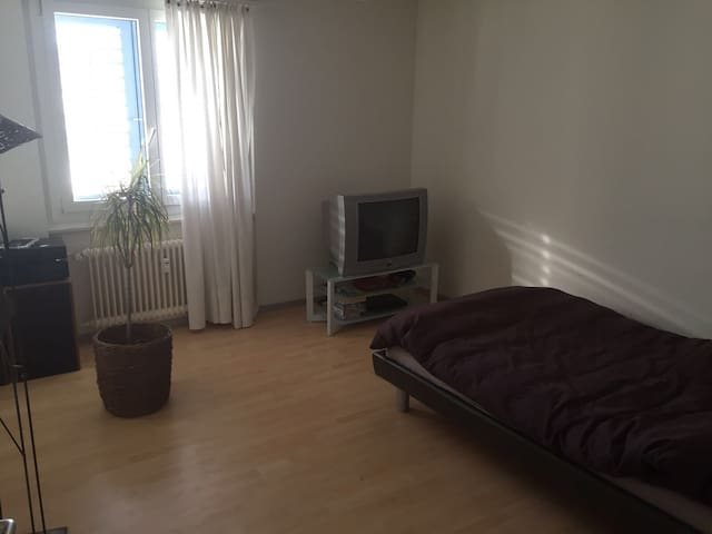 2 rooms apartment close to Lucerne - Kriens - Apartamento