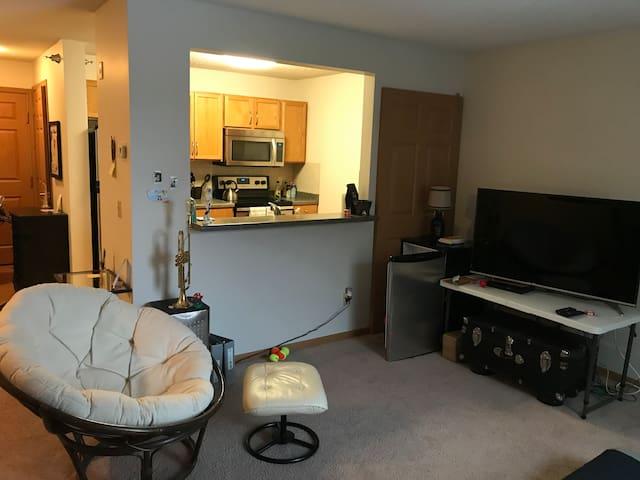 Nice studio apartment