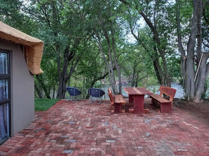Fly Fishing Paradise on Vaal Cabous Hut