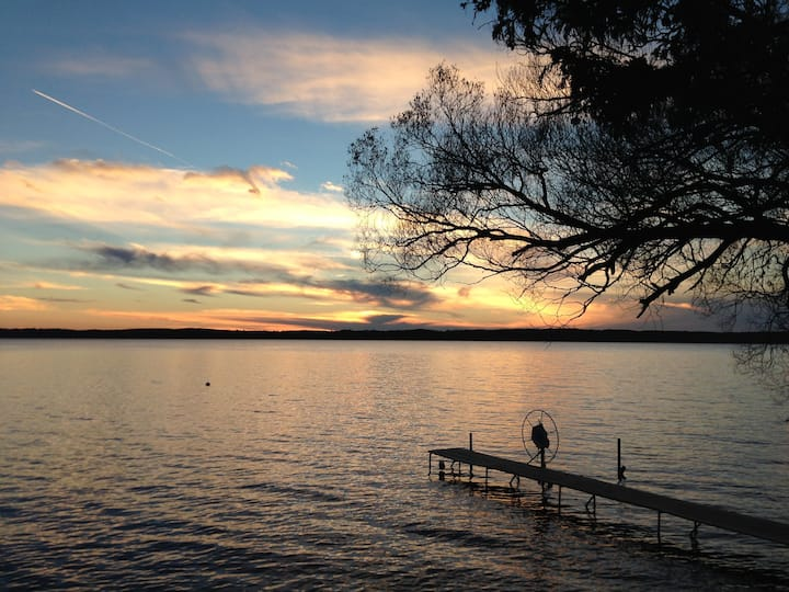Torch Lake Cottage; Sandy Beach - Exceptional!