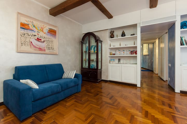 Una casetta a castel s.angelo - Roma - House